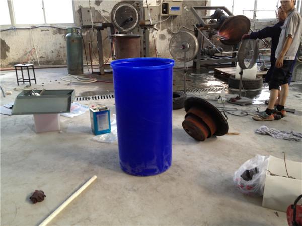 水产养殖桶/敞口育苗桶/200升塑料桶
