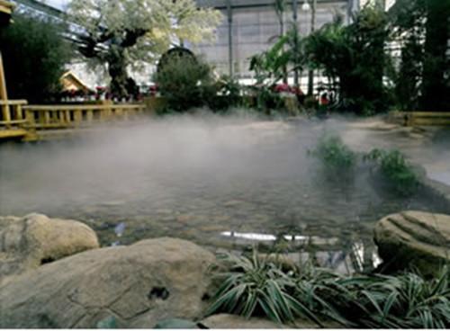 供应公园景区水景造雾景观园林造雾雾森,喷雾降温