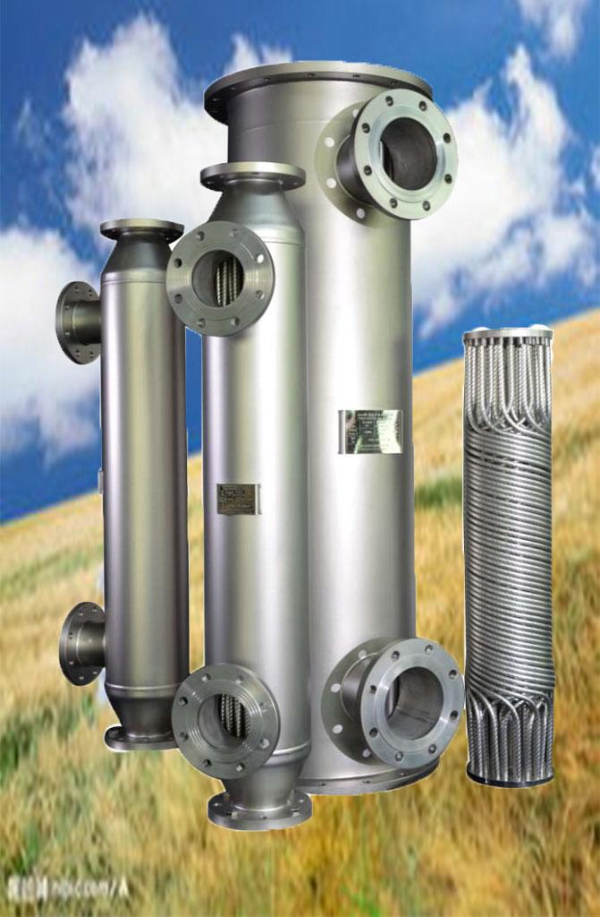 K型Y型不锈钢螺纹换热器 列管式换热器 缠绕式换热器