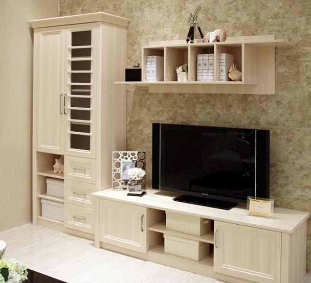 电视柜 客厅柜 现代简约个性化多功能储物柜