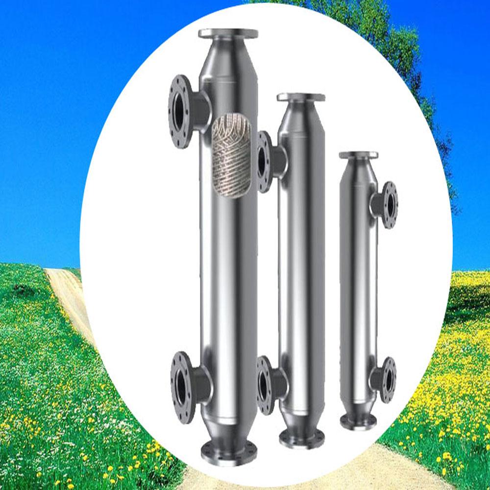 化工冷凝器|螺旋纏繞管式換熱器|汽水熱交換器