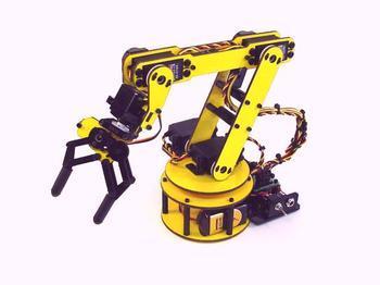 旧工业机器人/机械手臂进口报关
