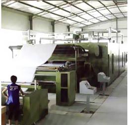 喷胶棉生产线 喷胶棉生产线厂家