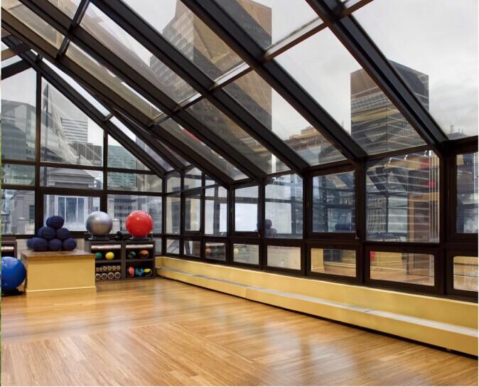 阳台玻璃房|楼顶玻璃房