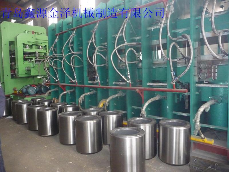 输送带平板硫化机