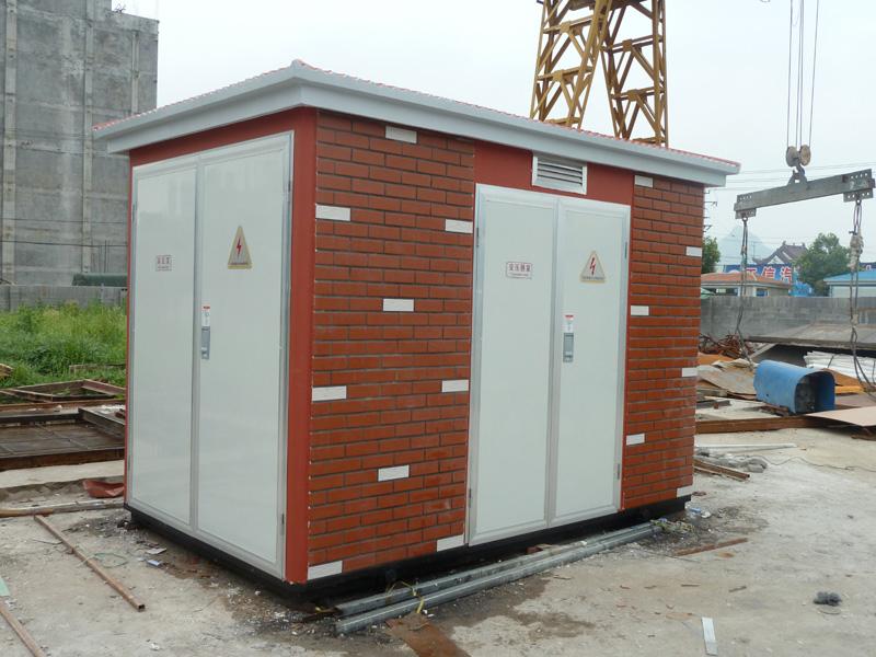 成都小区箱式变电站成都高压配电室成都10kv变电所图片