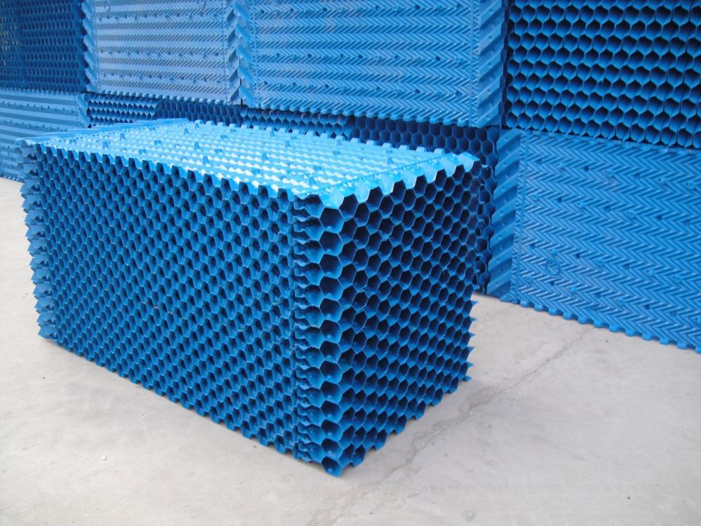悬挂型冷却塔填料 良机冷却塔填料
