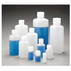 Nalgene窄口瓶 2002-0004 高密度聚乙烯;聚丙烯螺旋蓋
