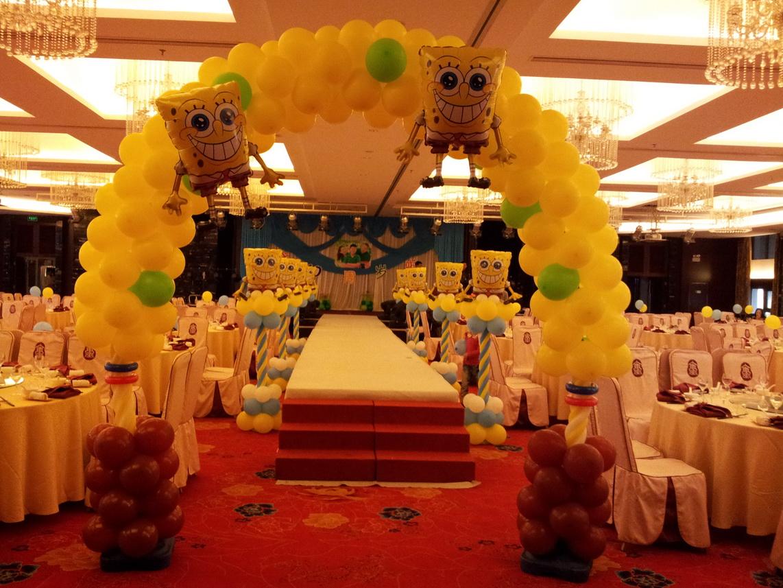 上海生日宴会策划-生日派对策划执行公司图片
