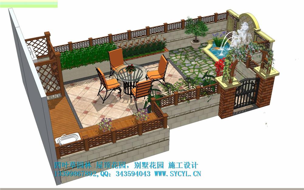 重庆园林景观设计,重庆私家花园,重庆屋顶设计 注册资金:人民币 100图片