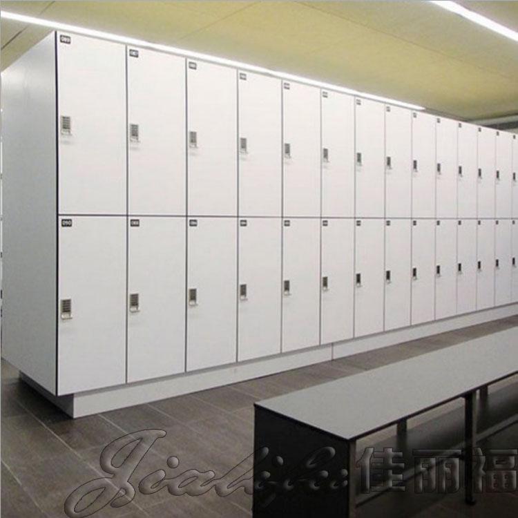 厂家全国供应防水运动员更衣室储物柜