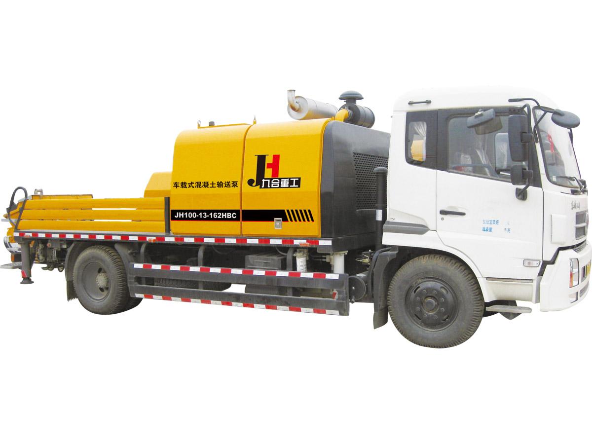 混凝土车载泵 九合重工 品质保证 售后无忧400-9966