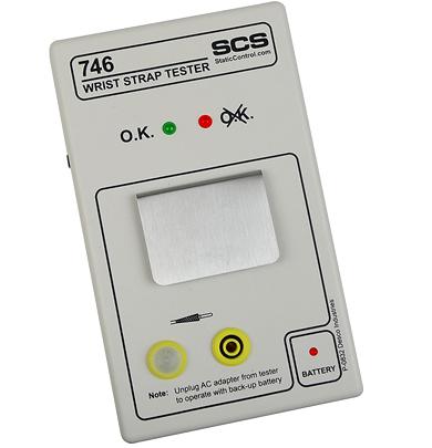 SCS手腕带测试仪746