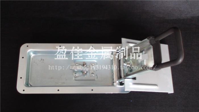 02342e 盒锁 内嵌式锁 货柜锁 工具箱锁 货车锁
