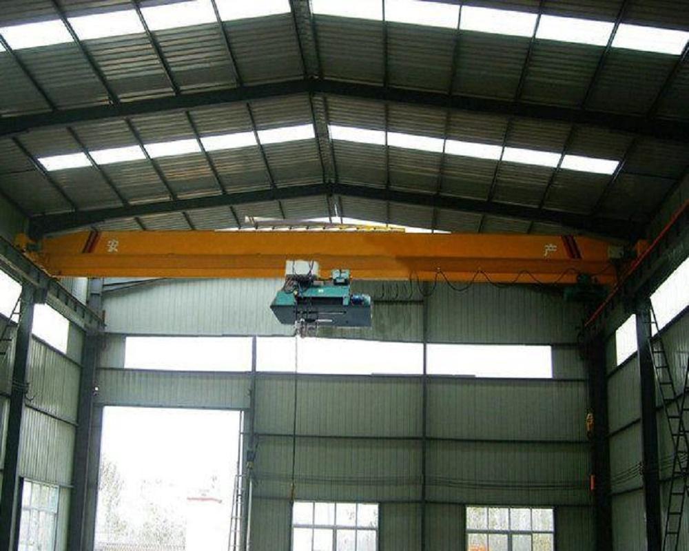 芜湖春华销售3吨单梁起重机 5吨桥式起重机10t吨16吨图片
