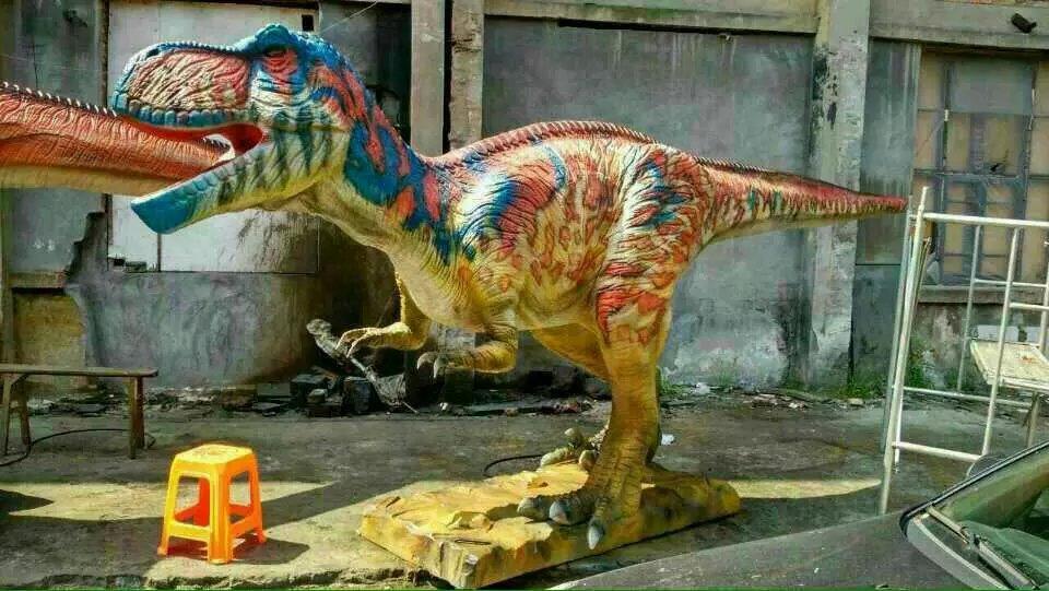 长春恐龙模型费用
