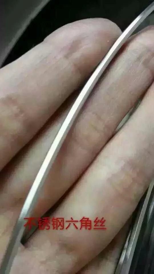 供应上海不锈钢316六角棒