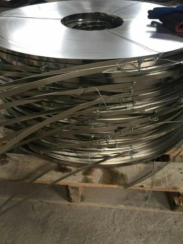 供应浙江宁波不锈钢201钢带分条