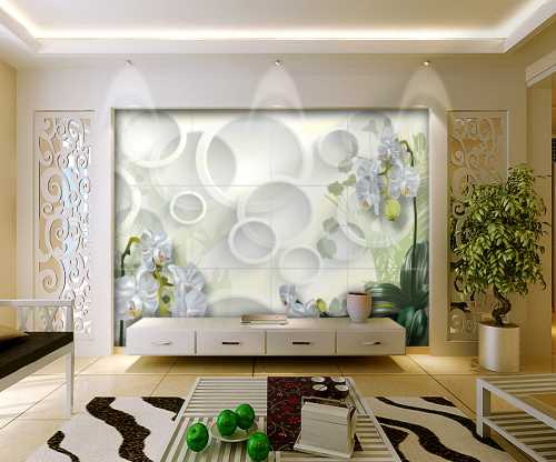 壁画欧式电视背景墙加盟
