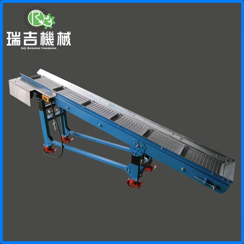 金属链板输送机