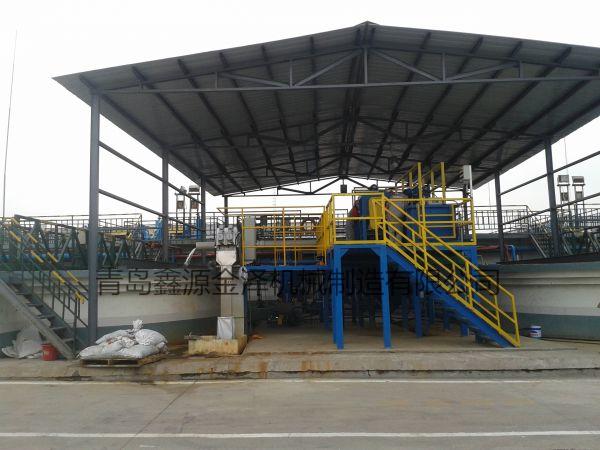 青岛磁加载絮凝污水处理设备;污水处理设备