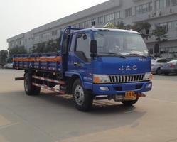 6米2气瓶运输车只有江淮是栏板式箱体而且价格公道