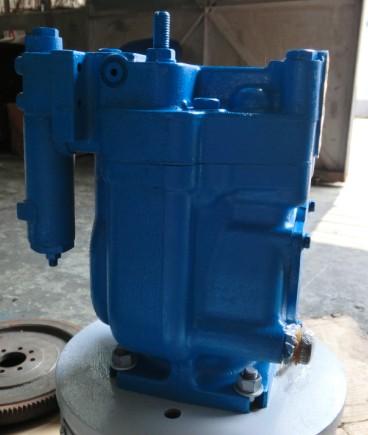 上海维修泵车川崎k3vl28液压泵图片