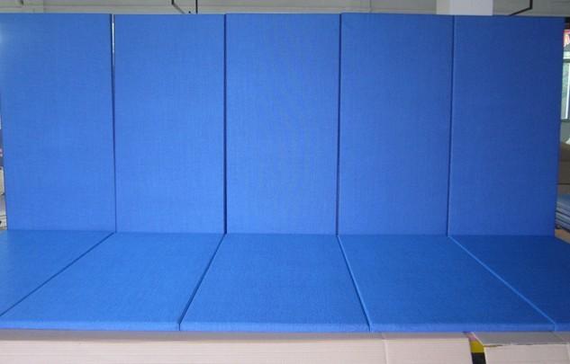 浅蓝色软包贴图