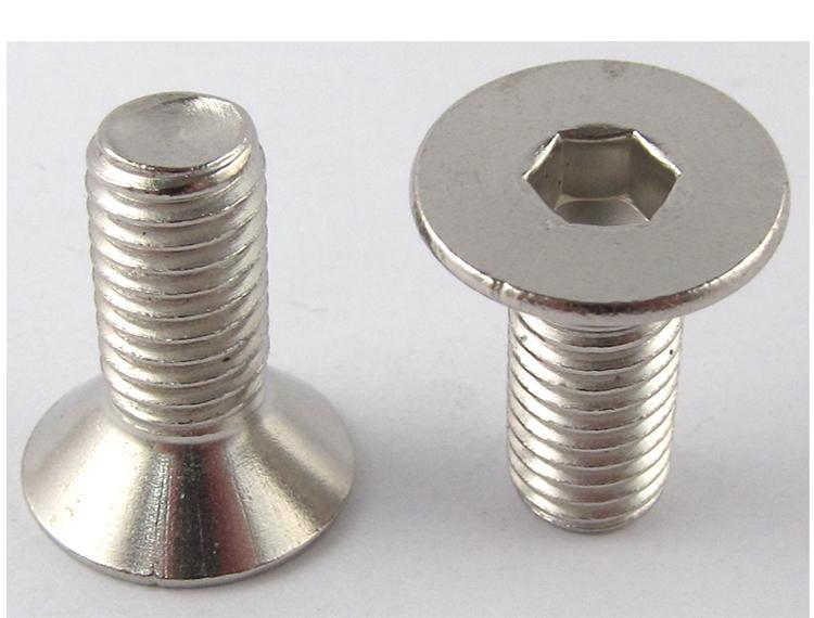 不锈钢内六角平杯螺丝现货价格是多少