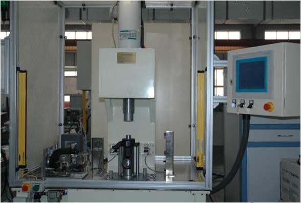 特殊定制高精数字压装机 数控液压压装机 汽车零部件