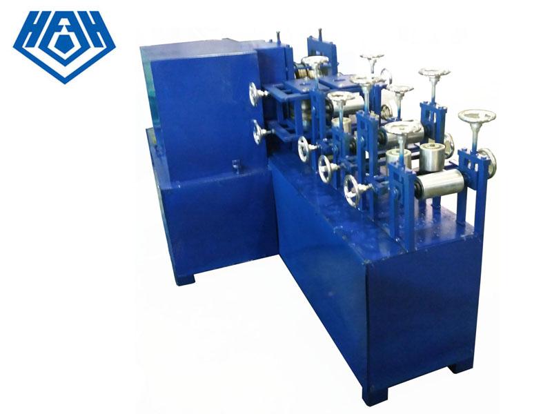 多用途欧式不锈钢方管压花机设备