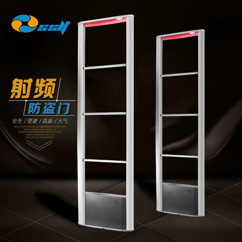 北京智能安全服装店防盗器超市防盗门收发一体防盗系统