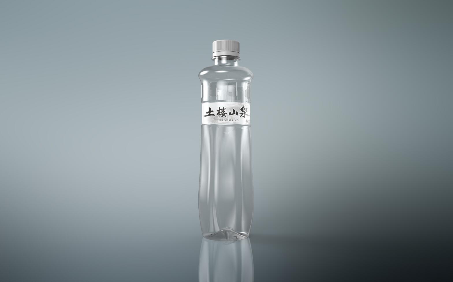 矿泉水瓶设计 深圳产品设计图片