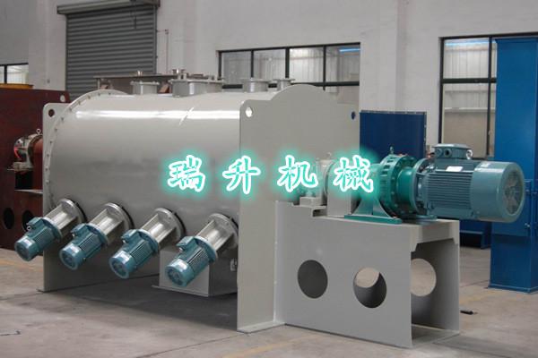 云南曲靖犁刀混合机厂家 安徽明光市瑞升机械有限公司
