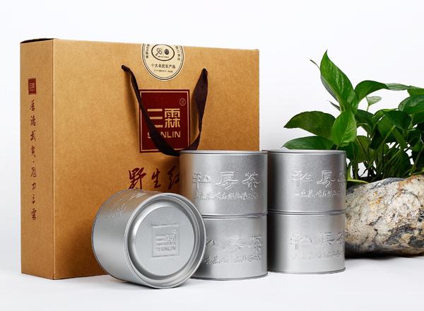 三霖野生红茶