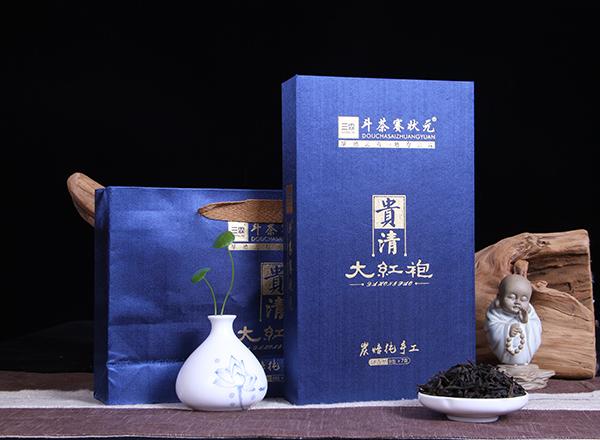 三霖<纯手工系列>贵清大红袍