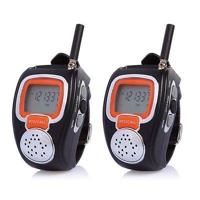 HWRD-008B兒童對講機親子互動無線調頻對講腕帶手表對講機