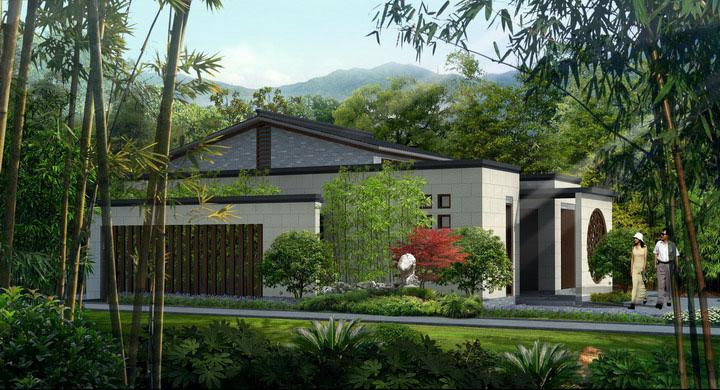 苏州园林景观设计施工 苏州景观园林设计价格图片