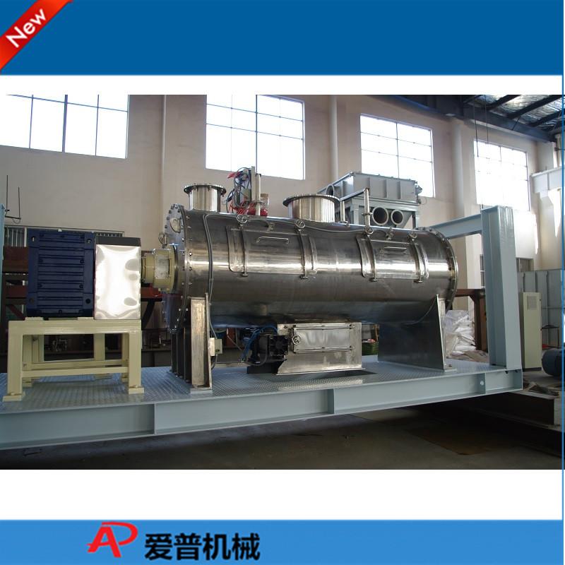爱普机械供应优质梨刀式混合机