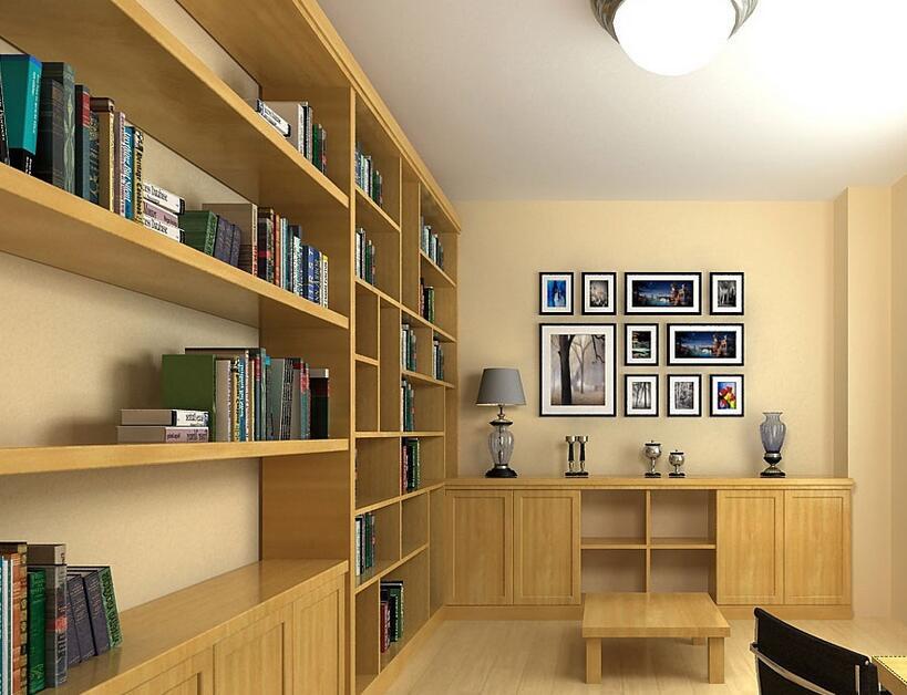 书屋装修效果图_书屋装饰设计_书屋装修注意事项