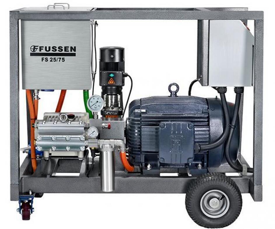 fusen250/750清洗机