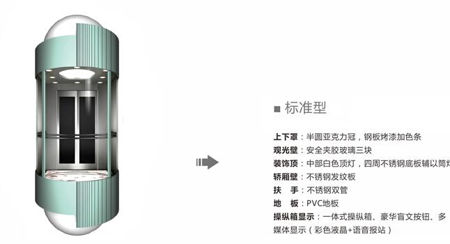 观光电梯企业