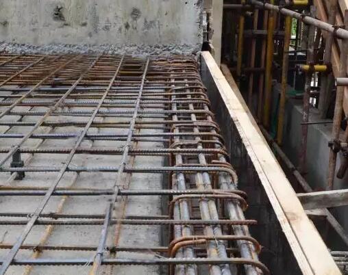 宁安专业可靠建筑公司 建筑公司优质钢筋施工 牢固