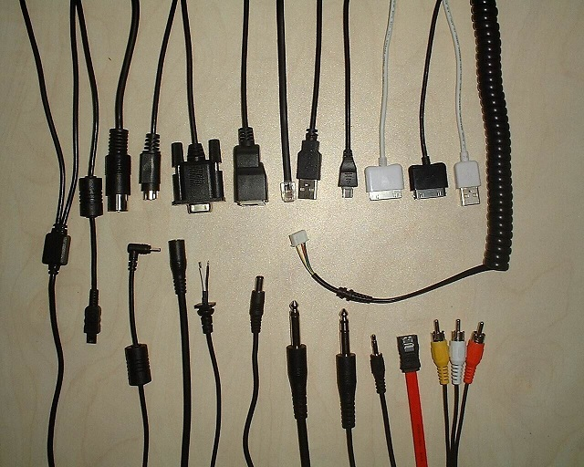 其它注塑或超声波电缆线