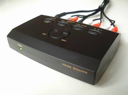 全能自动音量稳定器VR-5