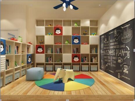 北京幼儿园教室设计