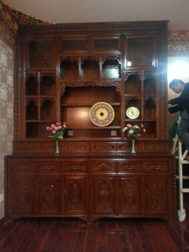 禅意家具定制 新中式家具定制 成都新中式家具