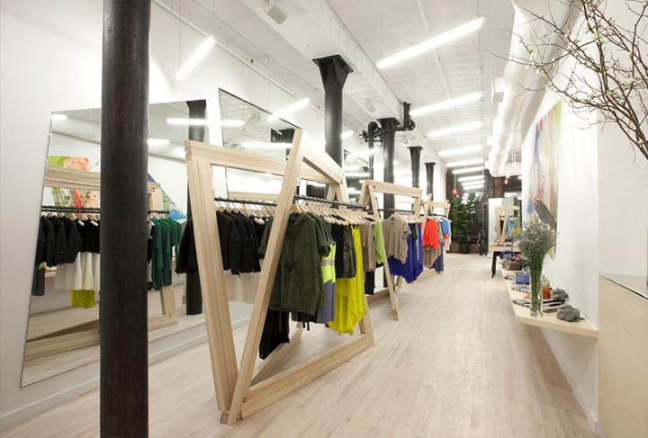 济南时装店服装店装修设计 免费量房免费报价