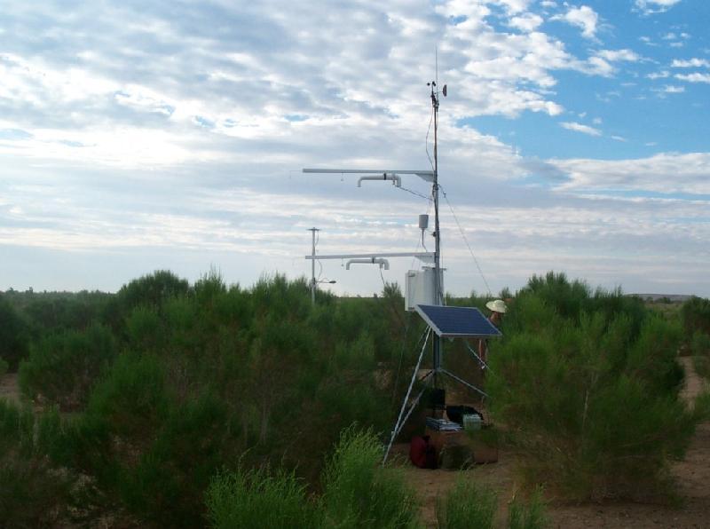 氣象監測站 奧斯恩氣象監測站 奧斯恩氣象站