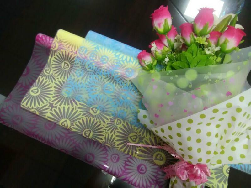 v鲜花bopp鲜花包装纸基材,雾水管,玻璃纸,消光膜25-60um丰田面纸汽车图片